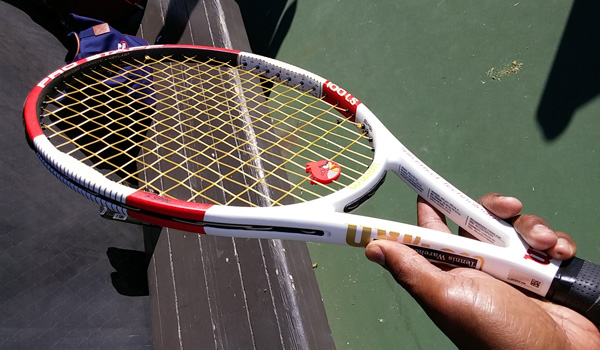 The Wilson Pro Staff 100LS